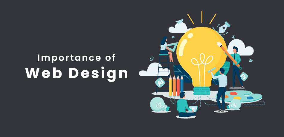 Web Design Services Importance