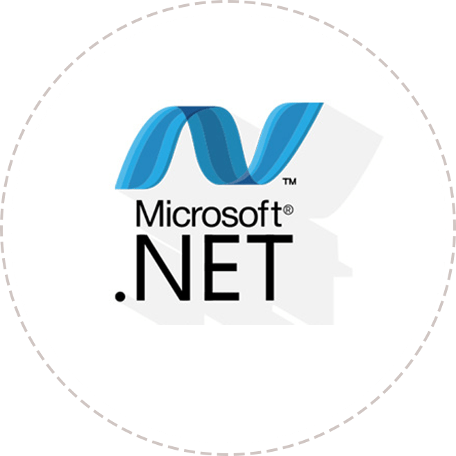 ASP.Net Application Development Services banner image