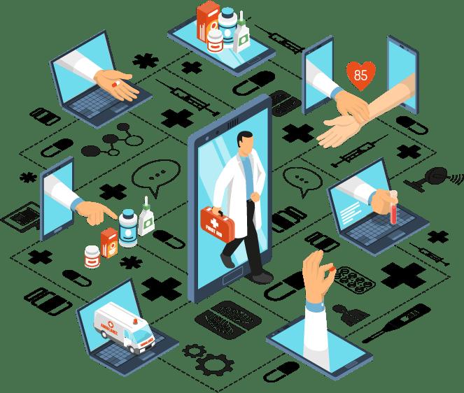 Healthcare Application Development banner