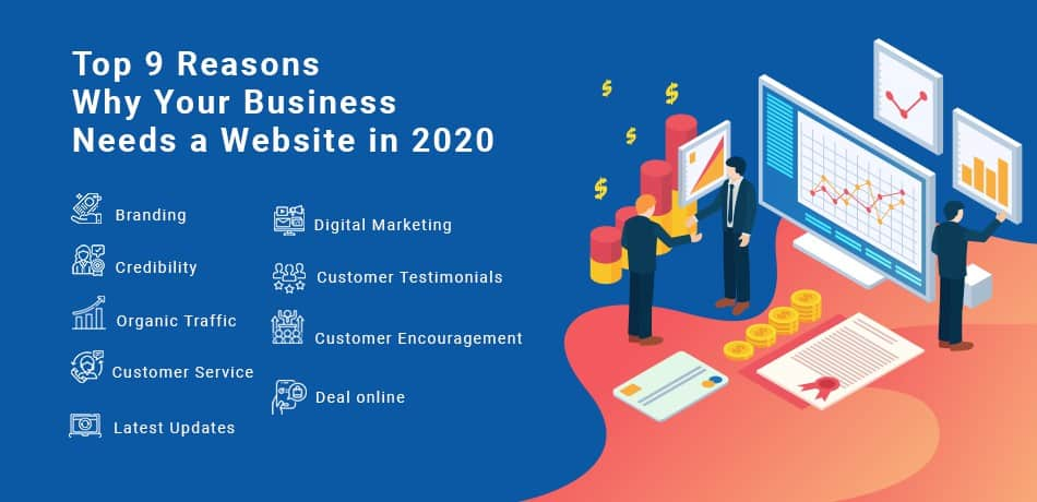 Top 9 Reasons Why Your Business Needs a Website in 2020