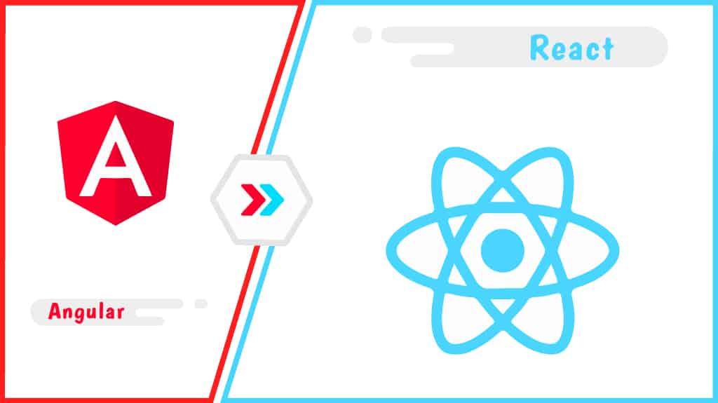 why react over angular